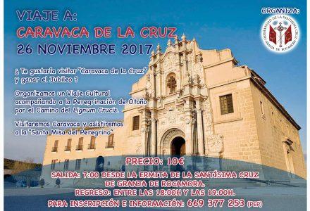 Viaje a Caravaca de la Cruz – 26 de noviembre de 2017.