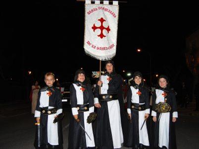 1 Mayo 2108. Fiestas de la Santísima Cruz