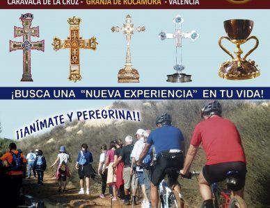 """Anímate y Peregrina por los caminos del """"Lignum Crucis – Santo Grial""""."""