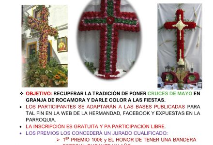 I CONCURSO LOCAL DE CRUCES DE MAYO