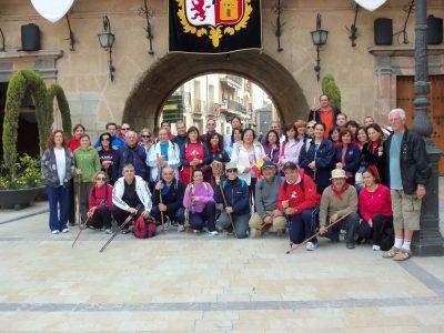 Abanilla, Ulea y Granja de Rocamora peregrinarán juntas a Caravaca