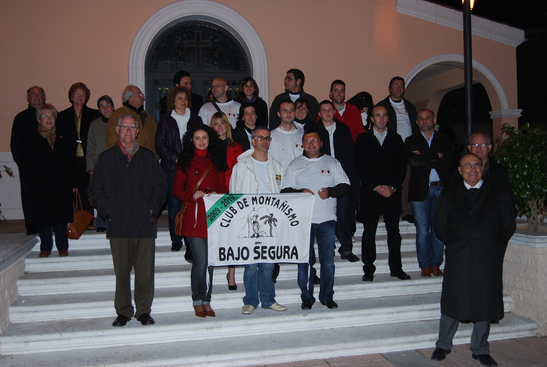 La Hermandad de la Santísima Cruz inaugura el Camino Lignum Crucis a Caravaca