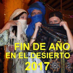 ¿Te gustaría pasar la Nochevieja 2017en el DESIERTO DEL SÁHARA?