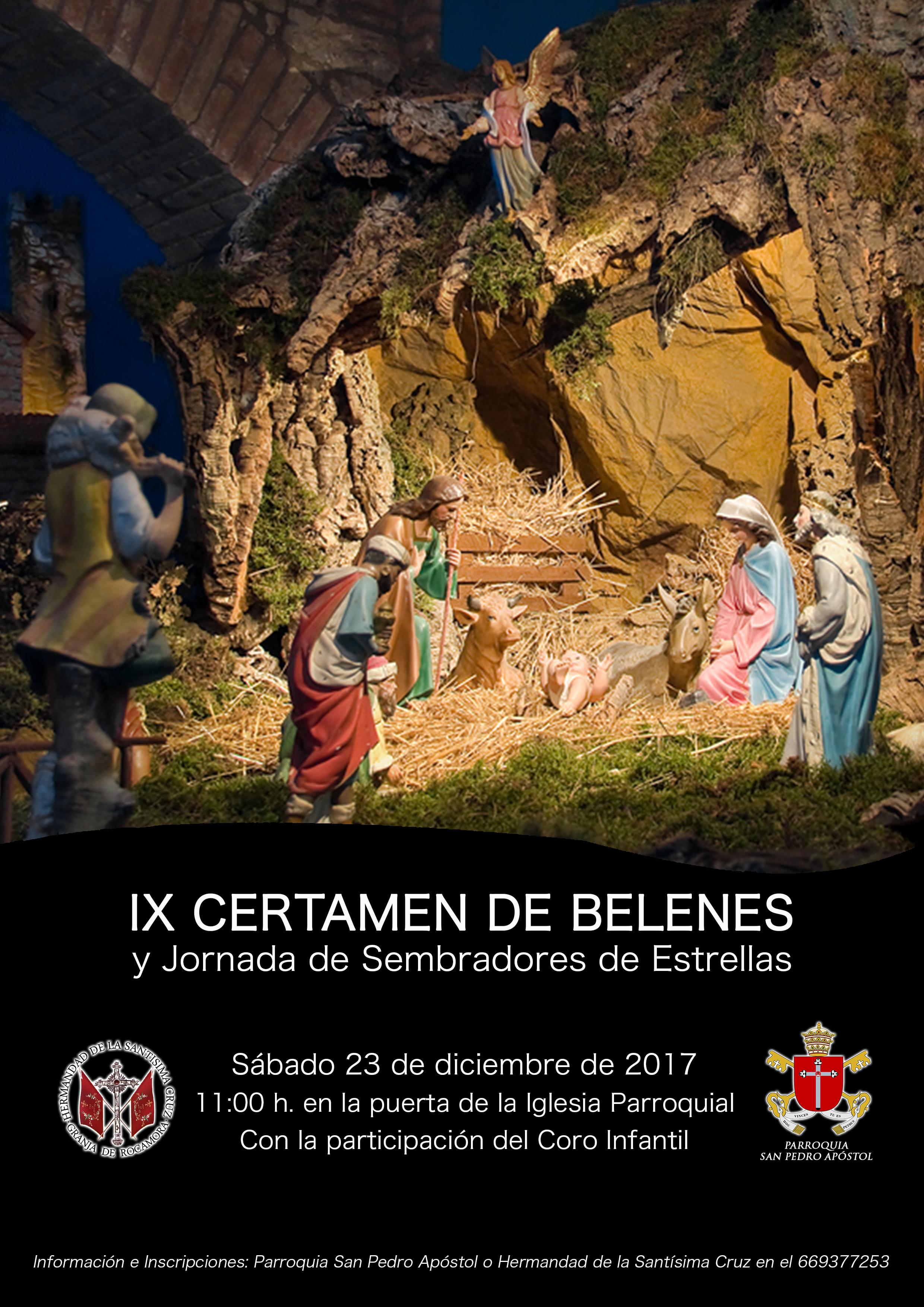 IX CERTAMEN DE BELENES