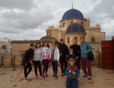 2ª Etapa. Caminos del Lignum Crucis – Valencia.