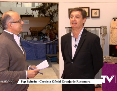 PRESENTACIÓN DEL MUSEO DE LA SANTÍSIMA CRUZ.